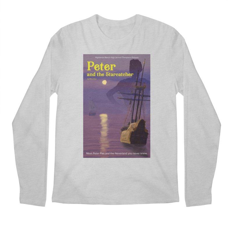 Peter and the Starcatcher Men's Regular Longsleeve T-Shirt by HRHS Thespian Swaggy Tees