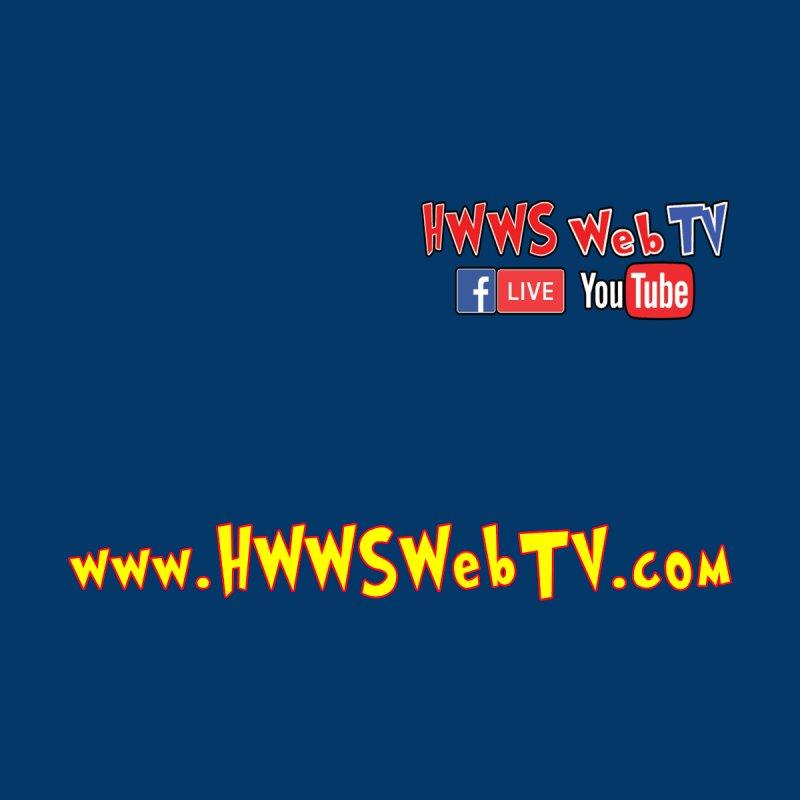 HWWS WebTV Pocket T & Hoddie Designs Men's Sweatshirt by HWWSWebTV's Artist Shop
