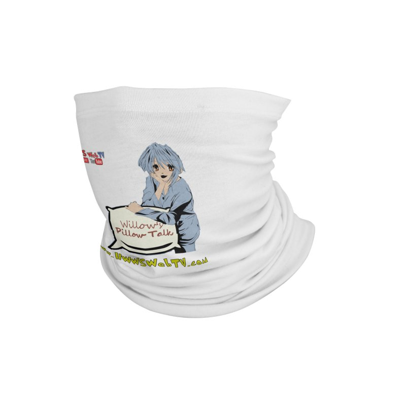 Willow's Pillow Talk Show on HWWS WebTV: T-Shirts, Stickers, and MORE ... Accessories Neck Gaiter by HWWSWebTV's Artist Shop