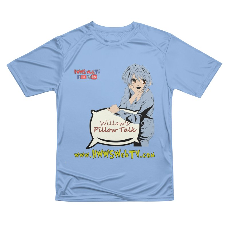 Willow's Pillow Talk Show on HWWS WebTV: T-Shirts, Stickers, and MORE ... Women's T-Shirt by HWWSWebTV's Artist Shop