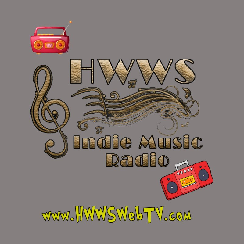 HWWS Indie Music Radio T Shirts, Stickers, Mugs and MORE ... Men's Tank by HWWSWebTV's Artist Shop
