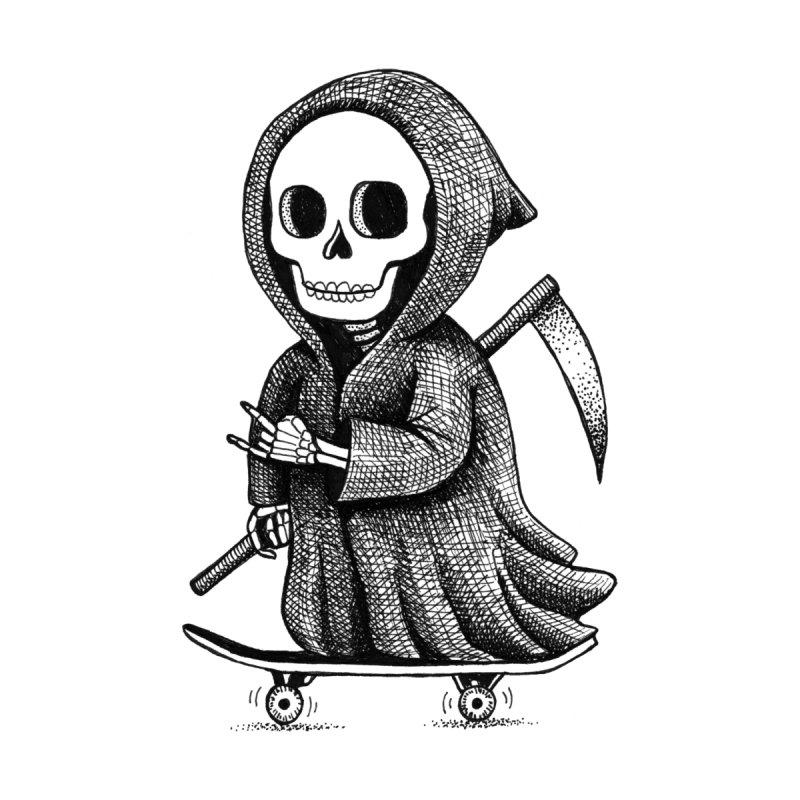 Skate or Die by Habby's Art Shop