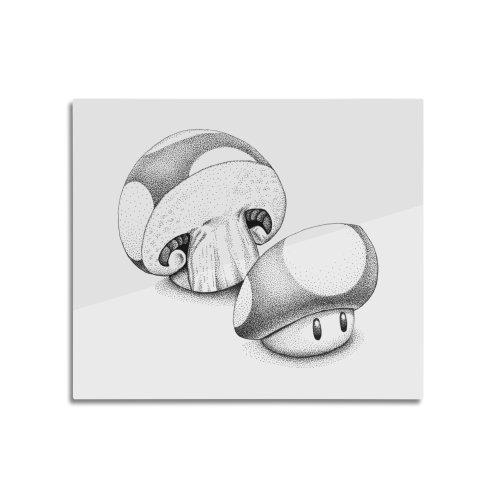 image for Sliced Mario Mushroom