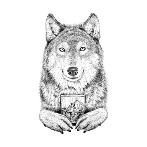 Design for Whiskey Wolf