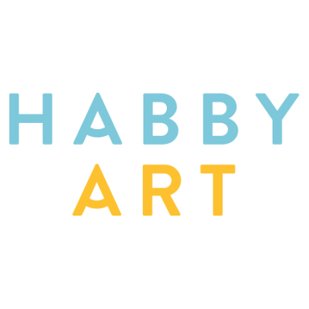 Logo for Habby's Art Shop
