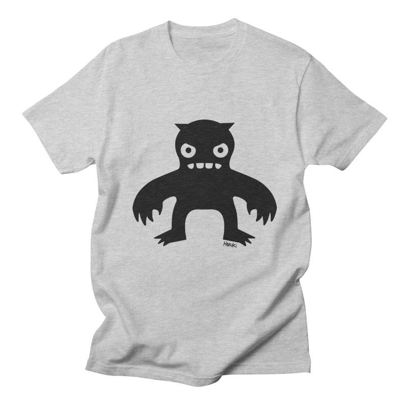 Habuki Monster Men's T-Shirt by Habuki Artist Shop