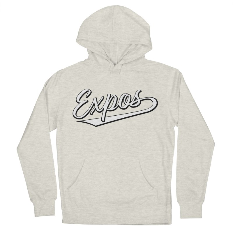 Elevation Expos Swish Logo #1 Women's French Terry Pullover Hoody by Hadeda Creative's Artist Shop