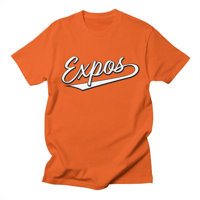 Elevation Expos Swish Logo #1 Women's Regular Unisex T-Shirt by Hadeda Creative's Artist Shop