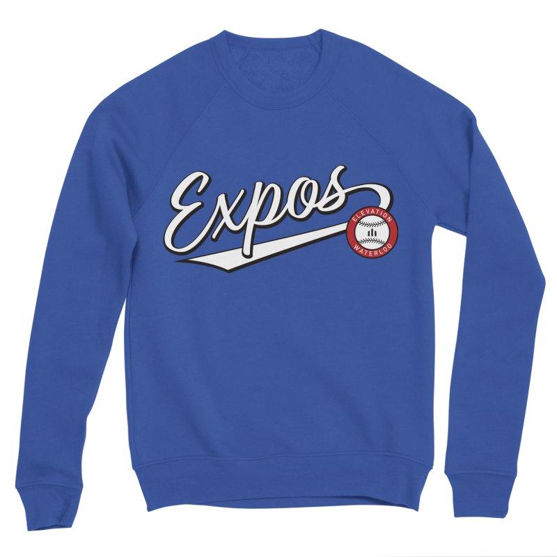 Elevation Expos Swish Logo #2 Women's Sweatshirt by Hadeda Creative's Artist Shop