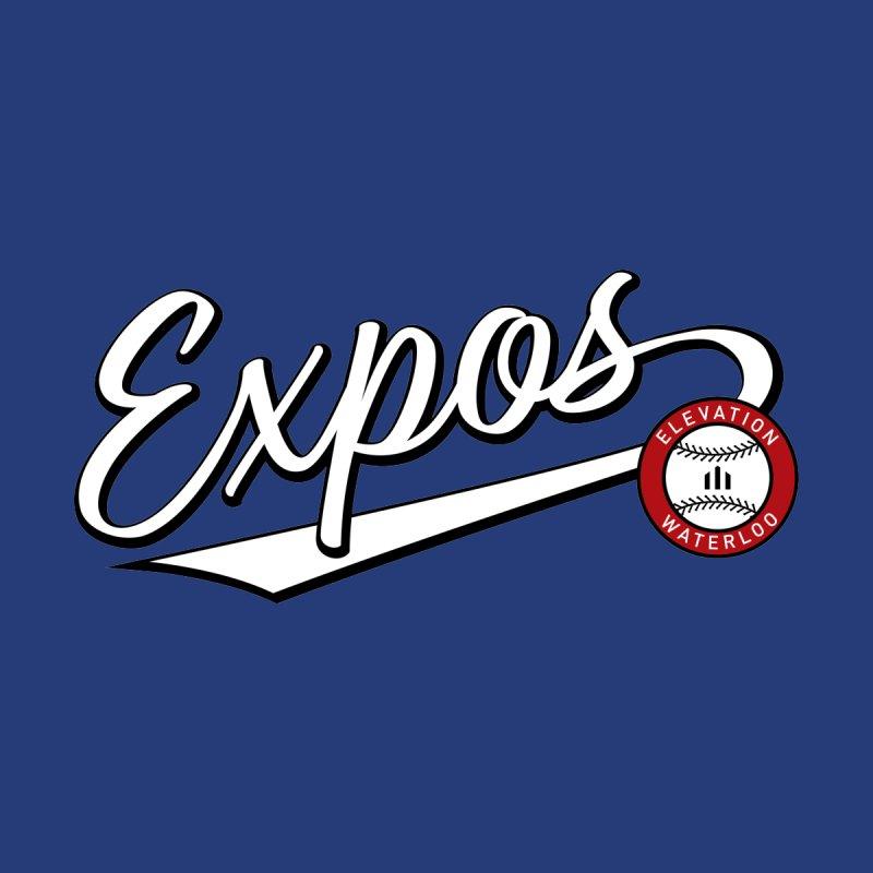 Elevation Expos Swish Logo #2 by Hadeda Creative's Artist Shop