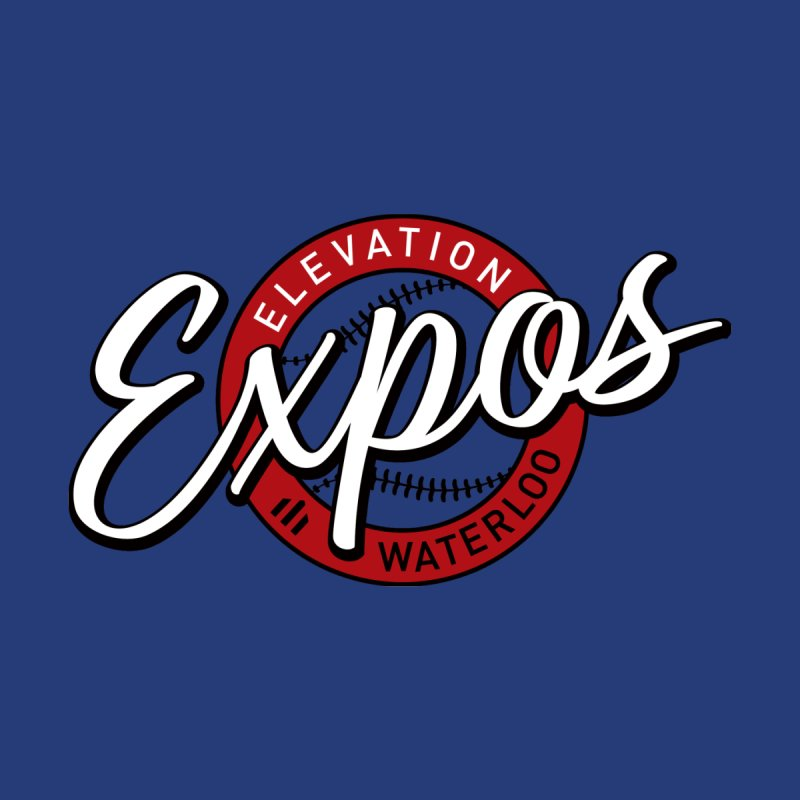 Elevation Expos Supporters Alternate Logo Men's Zip-Up Hoody by Hadeda Creative's Artist Shop