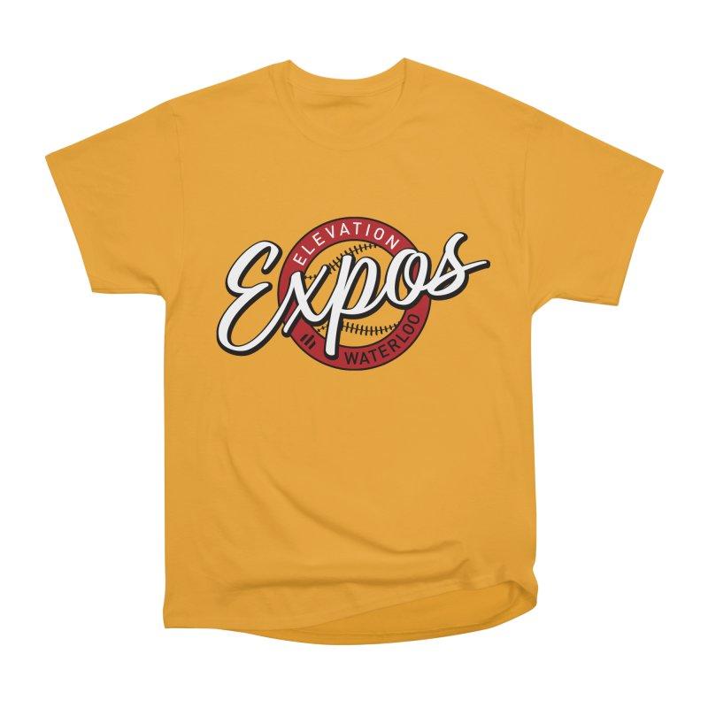Elevation Expos Supporters Alternate Logo Women's T-Shirt by Hadeda Creative's Artist Shop