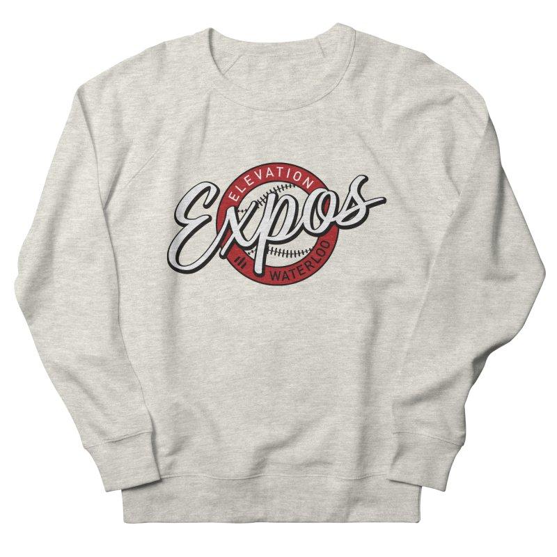 Elevation Expos Supporters Alternate Logo Women's Sweatshirt by Hadeda Creative's Artist Shop