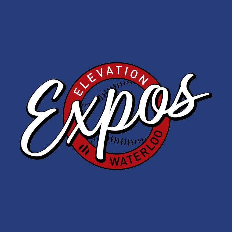 Elevation Expos Supporters Alternate Logo by Hadeda Creative's Artist Shop