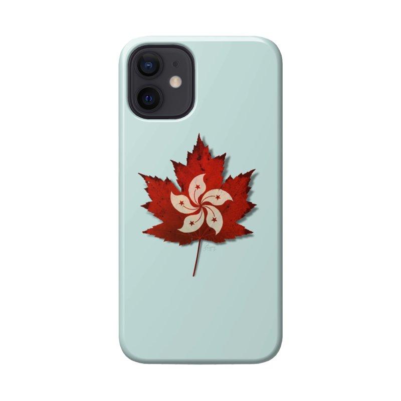 Hong Kong Maple Accessories Phone Case by Hadeda Creative's Artist Shop
