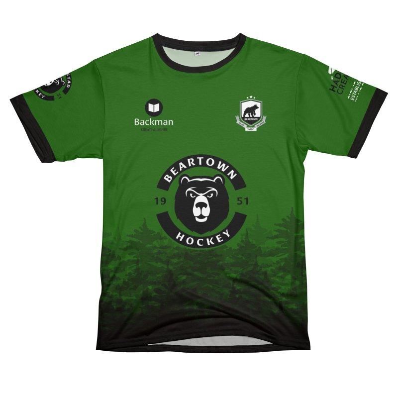Beartown Hockey Men's Cut & Sew by Hadeda Creative's Artist Shop