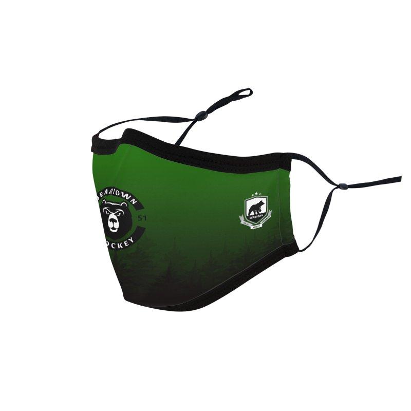 Beartown Hockey Accessories Face Mask by Hadeda Creative's Artist Shop