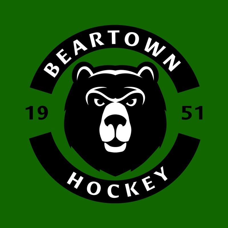 Beartown Hockey Men's Sweatshirt by Hadeda Creative's Artist Shop