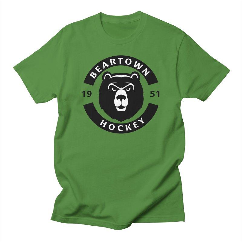 Beartown Hockey Men's T-Shirt by Hadeda Creative's Artist Shop