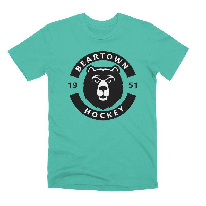 Beartown Hockey Men's Premium T-Shirt by Hadeda Creative's Artist Shop