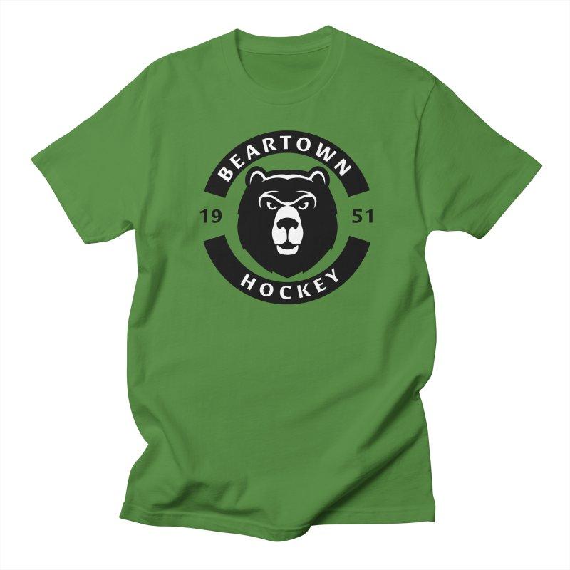 Beartown Hockey Men's Regular T-Shirt by Hadeda Creative's Artist Shop