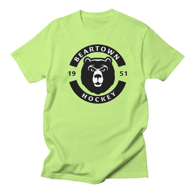 Beartown Hockey Women's Regular Unisex T-Shirt by Hadeda Creative's Artist Shop