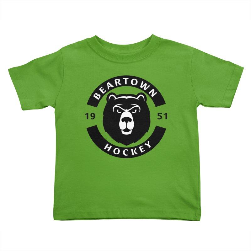 Beartown Hockey Kids Toddler T-Shirt by Hadeda Creative's Artist Shop