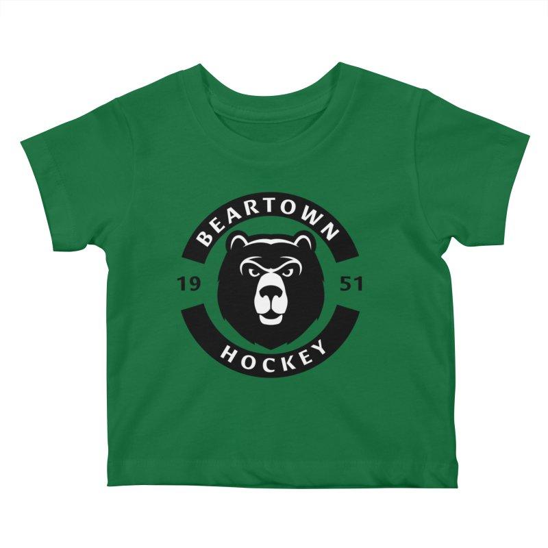 Beartown Hockey Kids Baby T-Shirt by Hadeda Creative's Artist Shop
