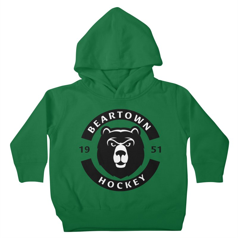 Beartown Hockey Kids Toddler Pullover Hoody by Hadeda Creative's Artist Shop