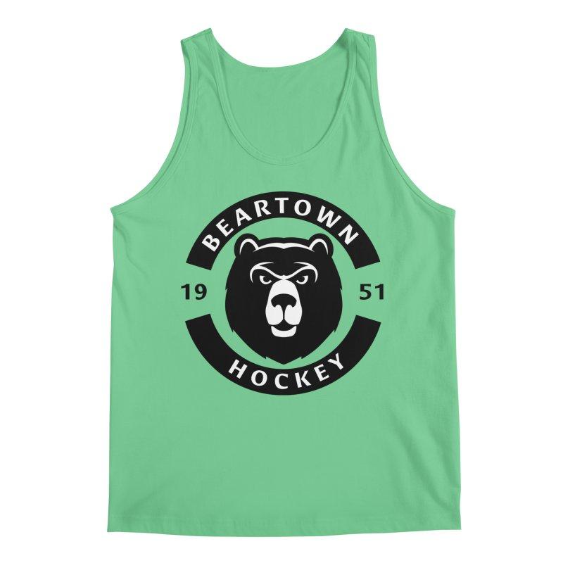 Beartown Hockey Men's Regular Tank by Hadeda Creative's Artist Shop