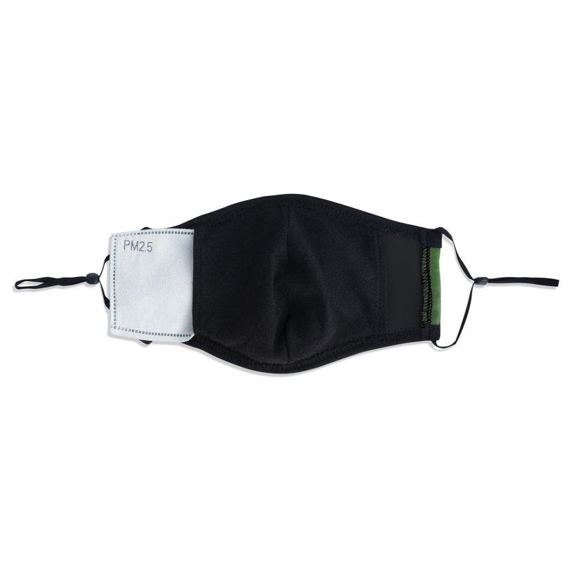 Björnstad Hockey (One Colour Logo) Accessories Face Mask by Hadeda Creative's Artist Shop