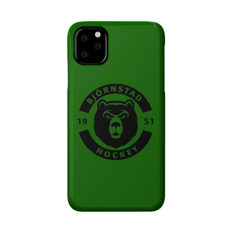 Björnstad Hockey Accessories Phone Case by Hadeda Creative's Artist Shop