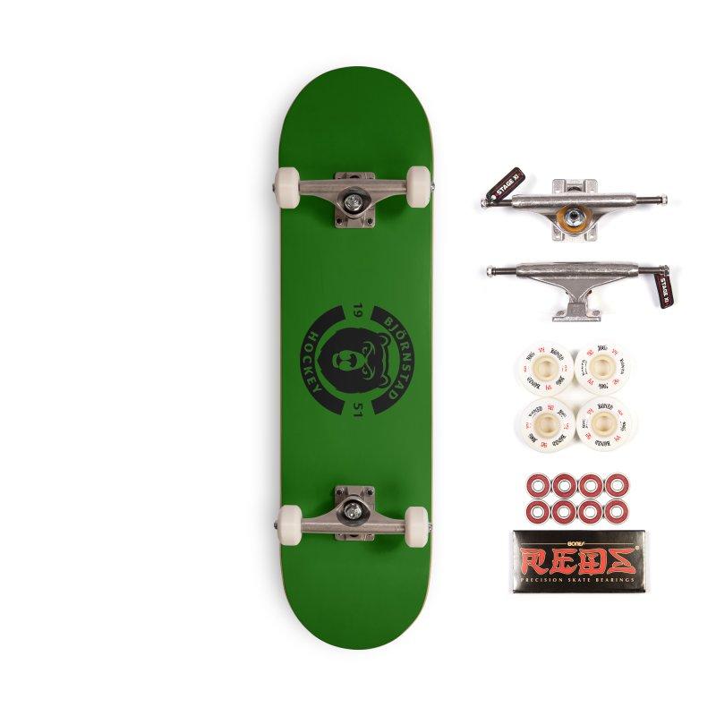 Björnstad Hockey Accessories Complete - Pro Skateboard by Hadeda Creative's Artist Shop