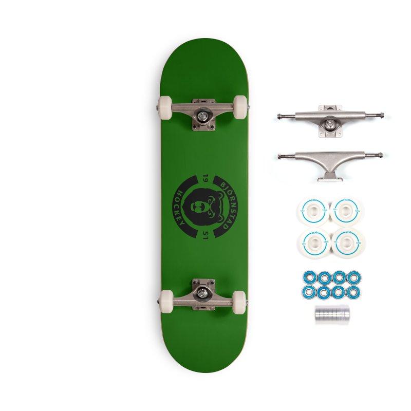 Björnstad Hockey Accessories Complete - Basic Skateboard by Hadeda Creative's Artist Shop