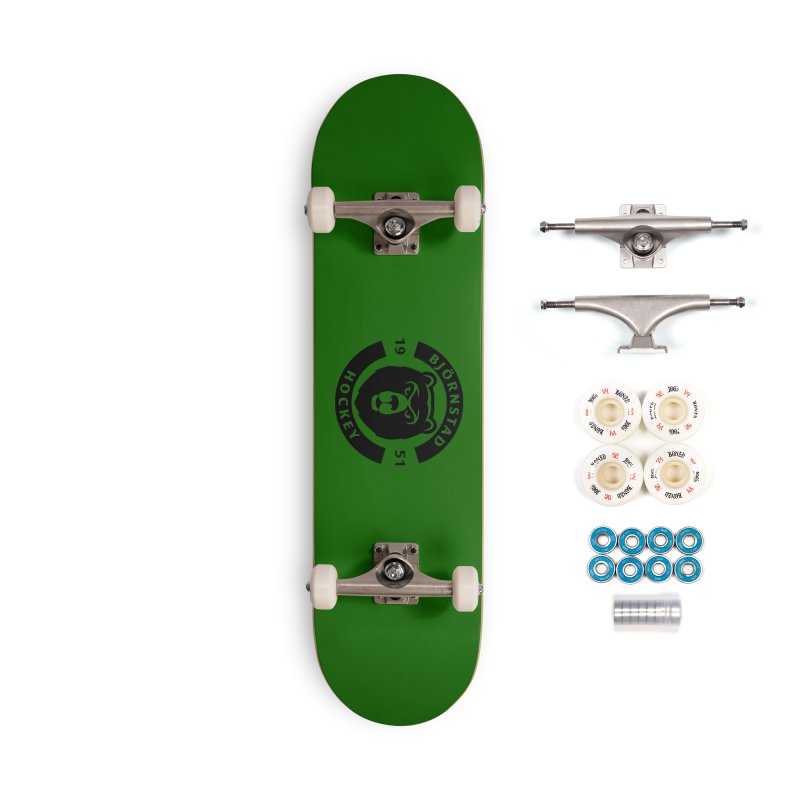 Björnstad Hockey Accessories Complete - Premium Skateboard by Hadeda Creative's Artist Shop