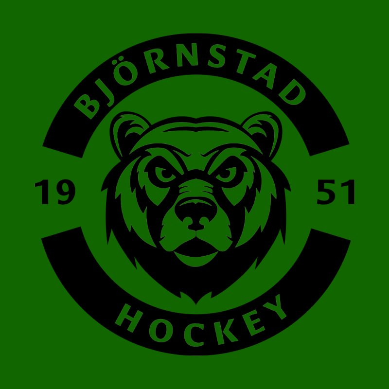 Björnstad Hockey by Hadeda Creative's Artist Shop
