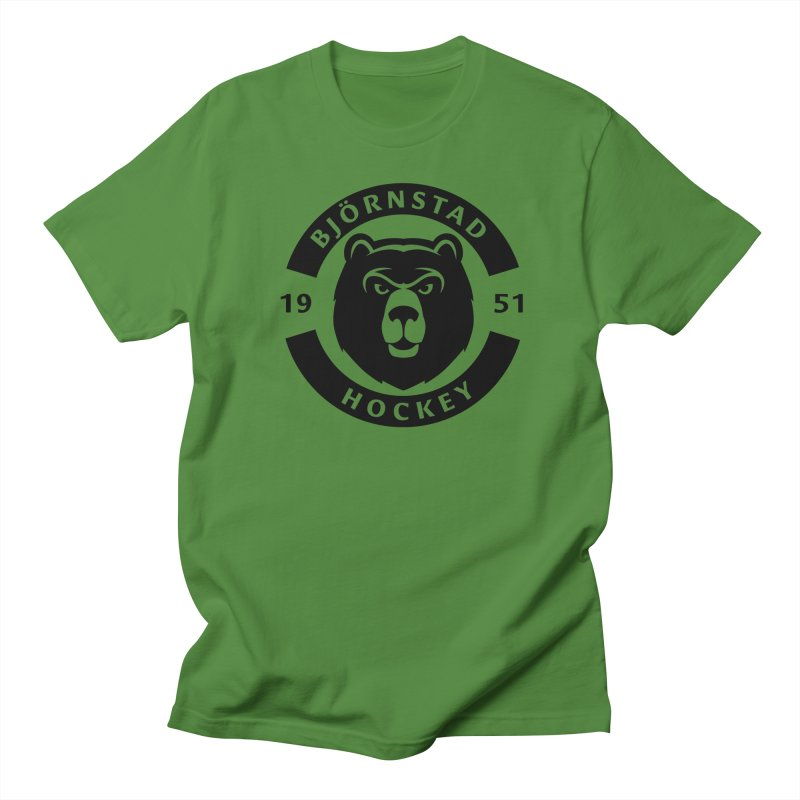 Björnstad Hockey Women's Regular Unisex T-Shirt by Hadeda Creative's Artist Shop