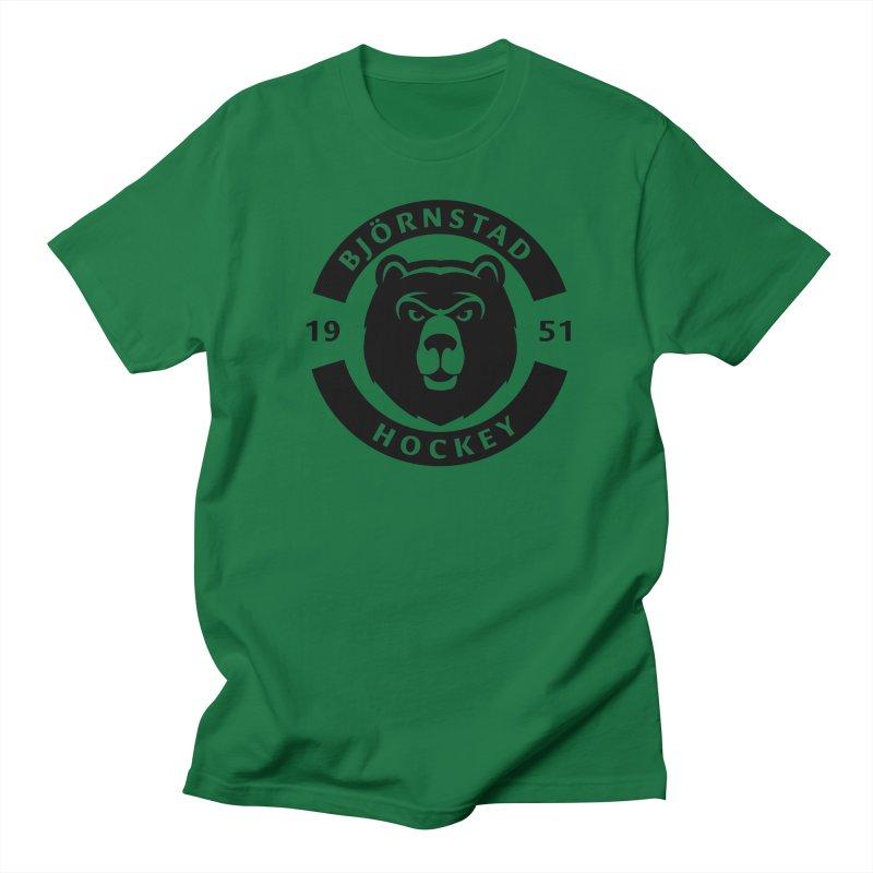 Björnstad Hockey Men's Regular T-Shirt by Hadeda Creative's Artist Shop