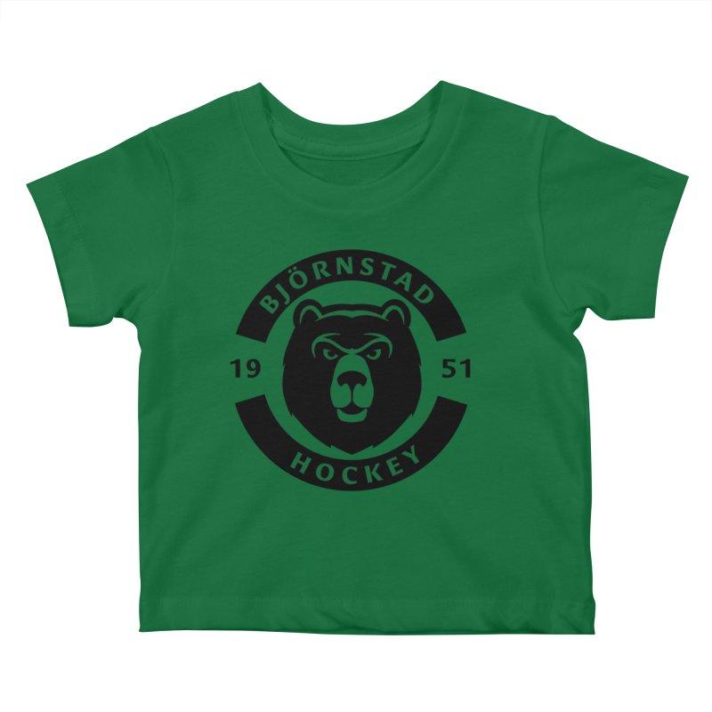 Björnstad Hockey Kids Baby T-Shirt by Hadeda Creative's Artist Shop