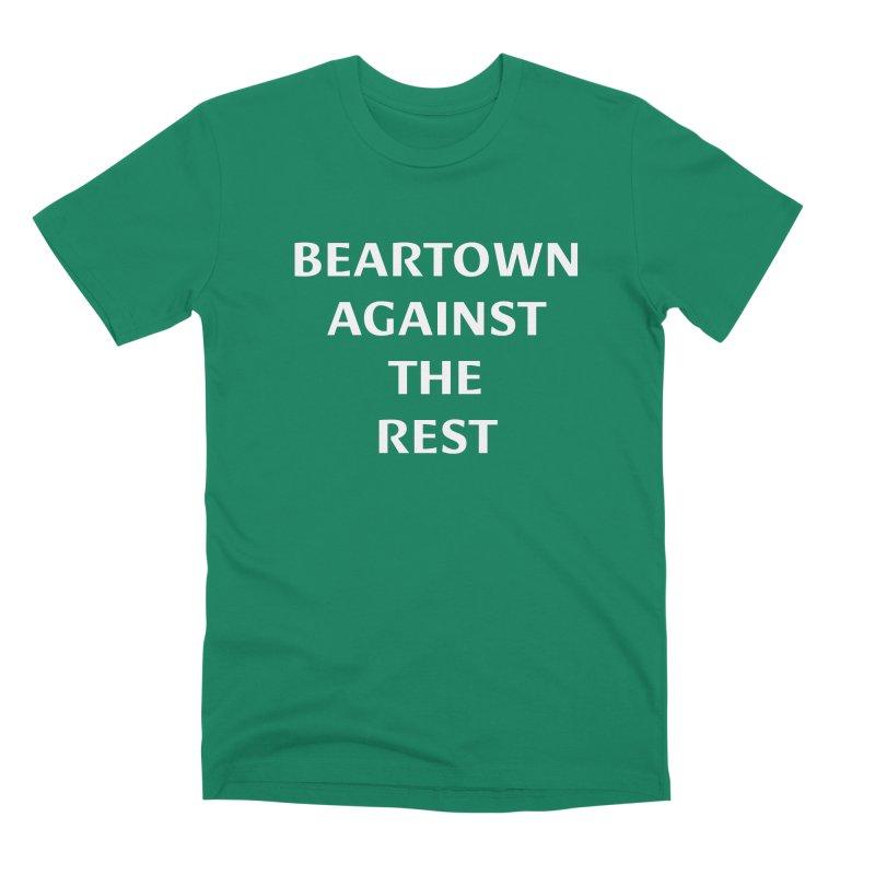 Beartown Against The Rest (Version 2) Men's Premium T-Shirt by Hadeda Creative's Artist Shop