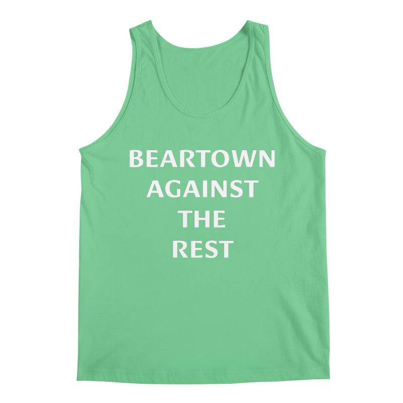 Beartown Against The Rest (Version 2) Men's Regular Tank by Hadeda Creative's Artist Shop