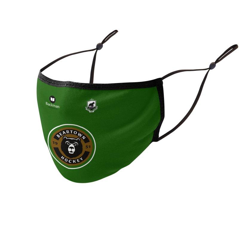 Beartown Hockey Jersey Accessories Face Mask by Hadeda Creative's Artist Shop