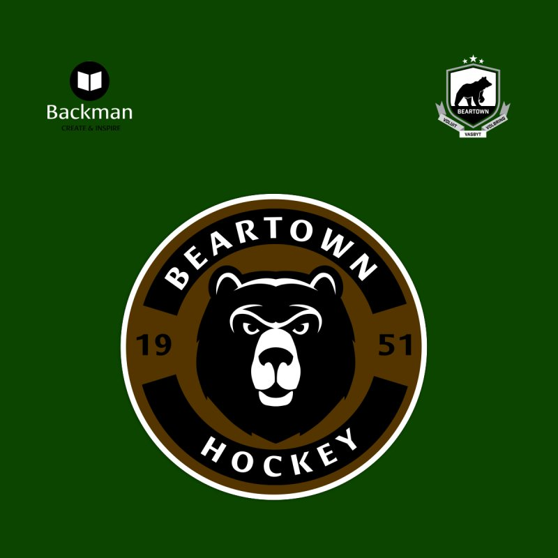 Beartown Hockey Jersey Kids Toddler T-Shirt by Hadeda Creative's Artist Shop