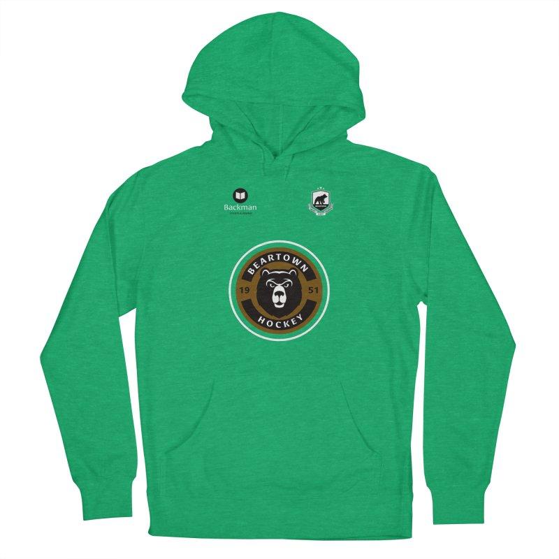 Beartown Hockey Jersey Women's Pullover Hoody by Hadeda Creative's Artist Shop