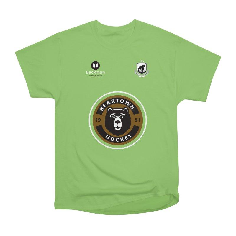 Beartown Hockey Jersey Women's T-Shirt by Hadeda Creative's Artist Shop