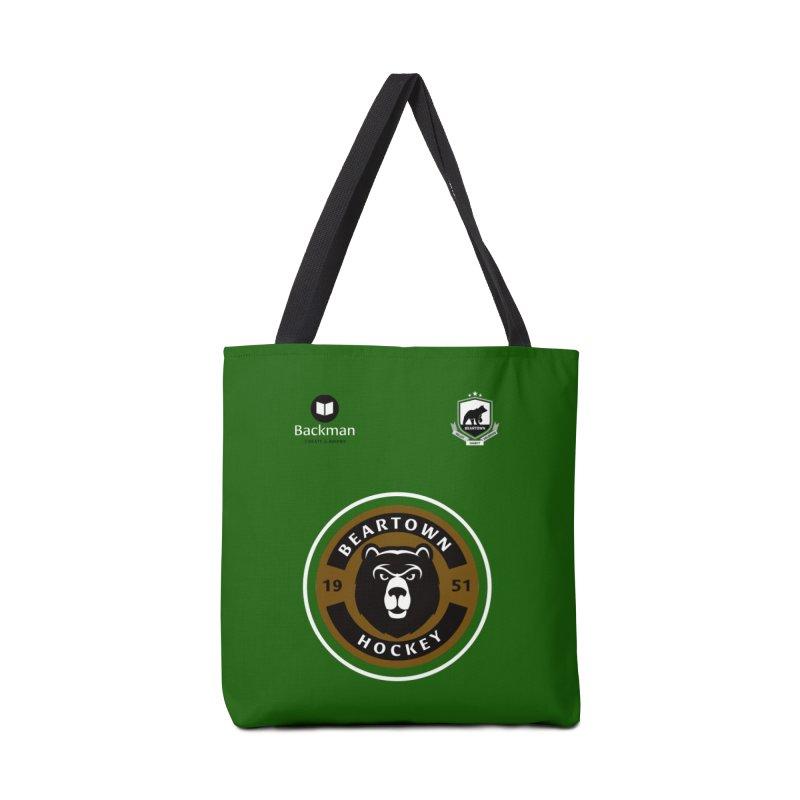 Beartown Hockey Jersey Accessories Bag by Hadeda Creative's Artist Shop