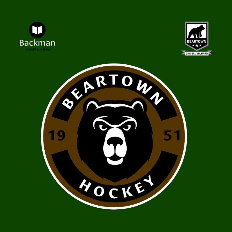 Beartown Hockey Jersey by Hadeda Creative's Artist Shop