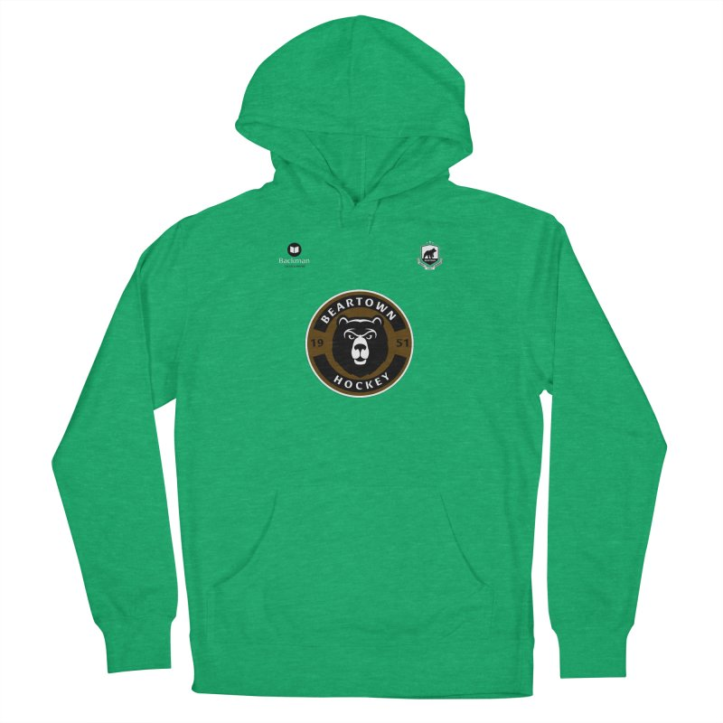 Beartown Hockey Jersey Men's French Terry Pullover Hoody by Hadeda Creative's Artist Shop