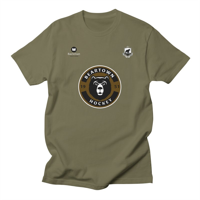 Beartown Hockey Jersey Women's Regular Unisex T-Shirt by Hadeda Creative's Artist Shop