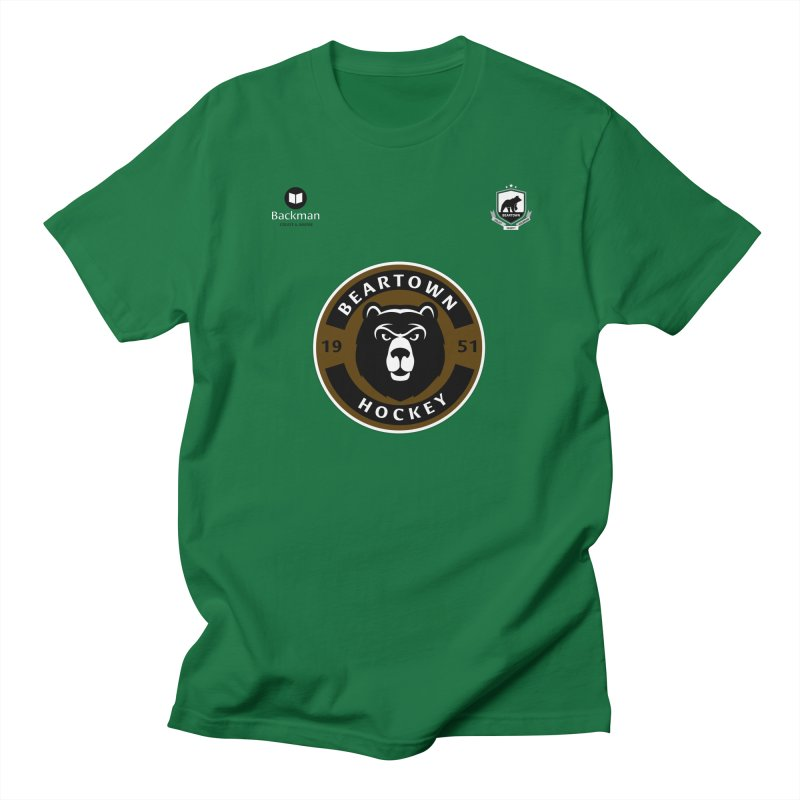 Beartown Hockey Jersey Men's T-Shirt by Hadeda Creative's Artist Shop